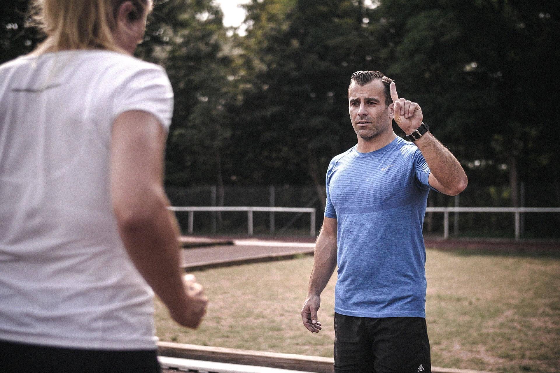 Personal Trainer Stuttgart Stephan Gierer Kontakt